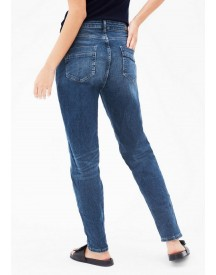 S.oliver Red Label Mom Fit: Blue Jeans In Los Model afbeelding