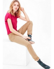 S.oliver Red Label Shape Skinny: Coloured Jeans afbeelding