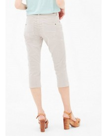 S.oliver Red Label Smart Capri: Coloured Jeans afbeelding