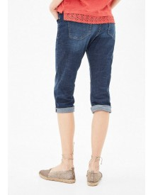 S.oliver Red Label Smart Capri: Stretchjeans afbeelding