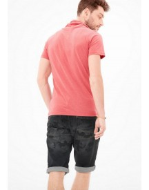 S.oliver Red Label Tubx Straight: Denim Bermuda afbeelding