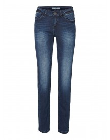 Nu 15% Korting: Vero Moda Eleven Nw Straight Fit Jeans afbeelding