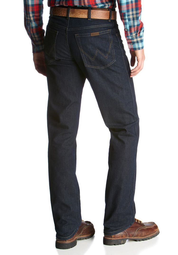 Image Regular Jeans, Wrangler, Stretch