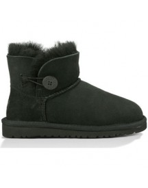 Allround Sportschoenen Ugg Kids Mini Bailey Button afbeelding