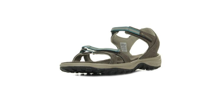 Image Sandalen Columbia Santiam  Canyon Blue