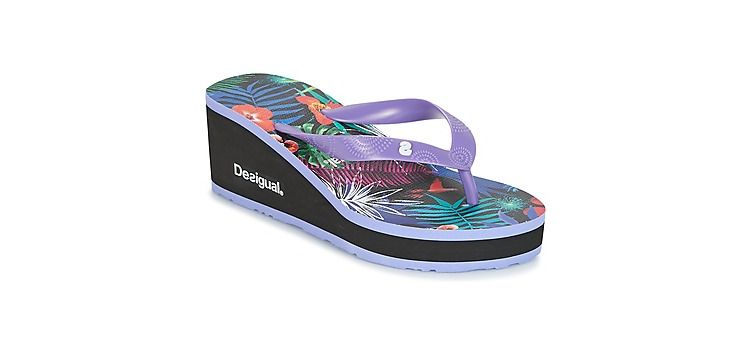 Image Teenslippers Desigual Lola-tropical