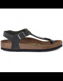 Teenslippers Birkenstock Kairo Brushed Green afbeelding