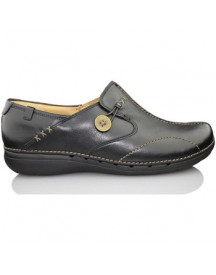 Mocassins Clarks Un Loop Leather afbeelding