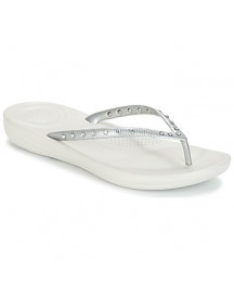Teenslippers Fitflop Iqushion Ergonomic Flip Flops Crystal afbeelding