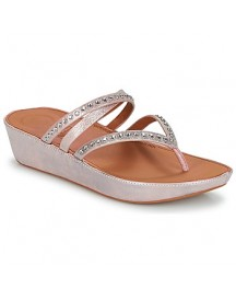 Teenslippers Fitflop Linny Criss Cross Toe-thong afbeelding