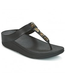 Teenslippers Fitflop Roka Toe-thong Sandals afbeelding