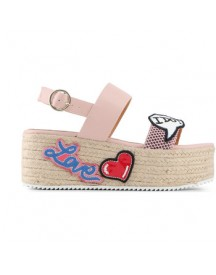 Sandalen Love Moschino Wedges afbeelding