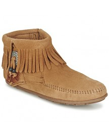 Laarzen Minnetonka Concho Feather Boot afbeelding