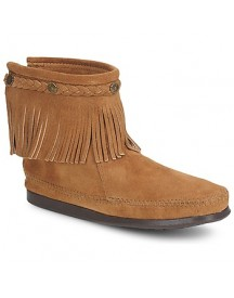 Laarzen Minnetonka Hi Top Back Zip Boot afbeelding