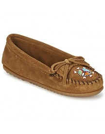 Mocassins Minnetonka Me To We - Maasai Beaded Kilty afbeelding