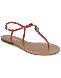 Teenslippers Lauren Ralph Lauren Aimon Sandals Casual afbeelding