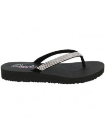 Teenslippers Skechers Meditation afbeelding