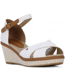 Sandalen Tommy Hilfiger 990 Wedge With Stripes afbeelding