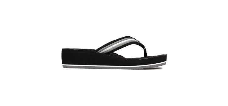 Image Teenslippers Tommy Hilfiger Comfort Mid Beach Sandal