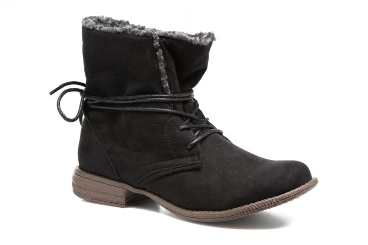 Image Boots En Enkellaarsjes Thableau Fourrée By I Love Shoes