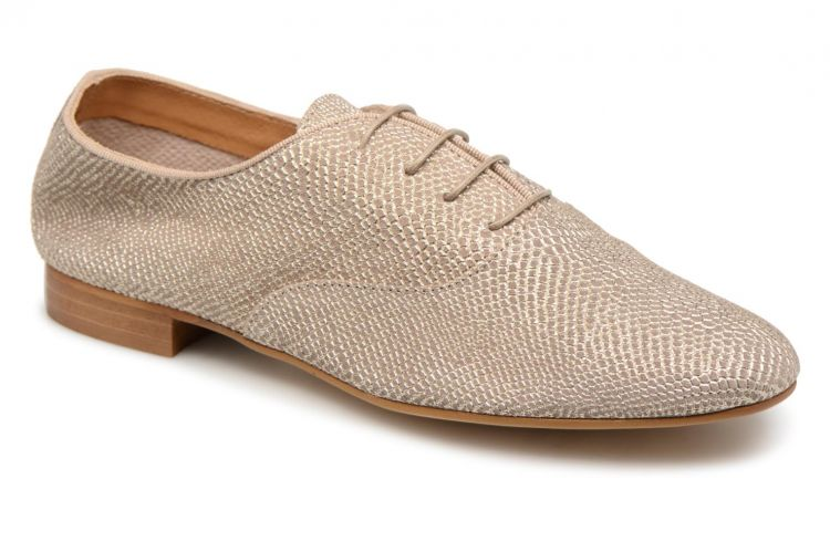 Image Veterschoenen Derbies En Cuir By Monoprix Femme
