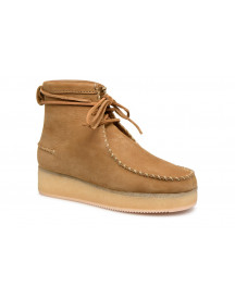 Boots En Enkellaarsjes Wallabee Craft By Clarks Originals afbeelding