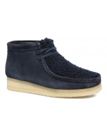 Veterschoenen Wallabee Boot W By Clarks Originals afbeelding