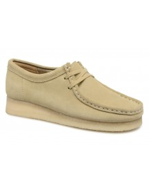 Veterschoenen Wallabee W By Clarks Originals afbeelding