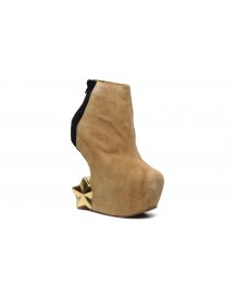 Boots En Enkellaarsjes Nitemate (with Gold Star) By Jeffrey Campbell afbeelding