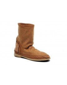 Boots En Enkellaarsjes Diamonds Gold By Karma Of Charme afbeelding