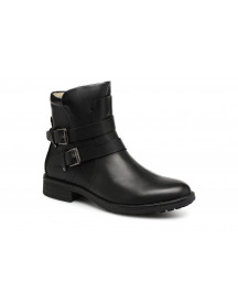 Boots En Enkellaarsjes Vmvilma Leather Boot By Vero Moda afbeelding