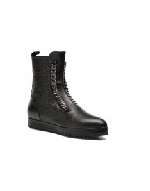 Boots En Enkellaarsjes Bottines Double Chaîne By Vicini afbeelding