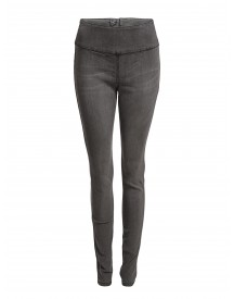 Funky Highwaist Legging/grey Denim afbeelding