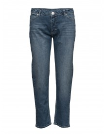 Malou 084 Crop, Blue Heritage, Jeans 2nd One Jeans afbeelding