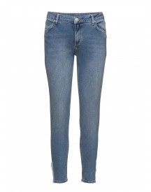 Nicole 084 Zip, Blue Worth, Jeans 2nd One Jeans afbeelding