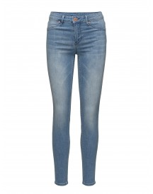 2nd Jolie Crop New Blue 2ndday Jeans afbeelding