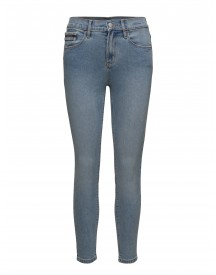High Rise Skinny Ank Calvin Klein Jeans Jeans afbeelding