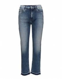 Hr Straight Ankle -, Calvin Klein Jeans Jeans afbeelding