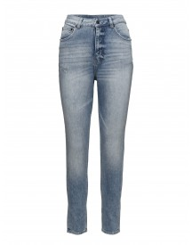 Donna Washed Out Cheap Monday Jeans afbeelding