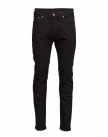 Sonic Deep Black Cheap Monday Jeans afbeelding