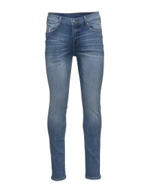 Tight Dug Up Blue Cheap Monday Jeans afbeelding