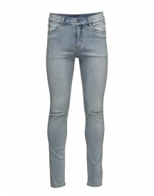 Tight Spear Blue Cheap Monday Jeans afbeelding