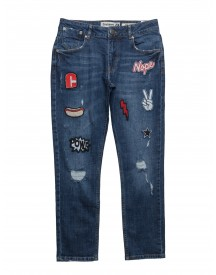 Rocco Jeans Costbart Jeans afbeelding