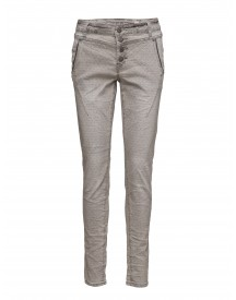 Baran Jeans- Bailey Fit Cream Jeans afbeelding