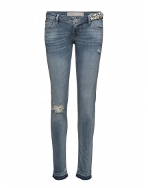 Skinny Ultra Low (no Zip) Guess Jeans Jeans afbeelding