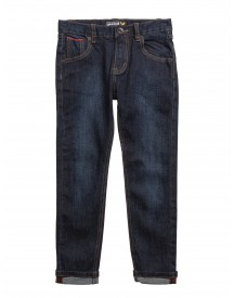 Lyle & Scott Classic Skinny Fit Jean Lyle & Scott Junior Jeans afbeelding