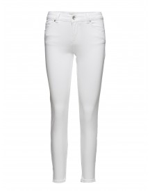 Paulina Ankle Vip White Pieszak Jeans afbeelding