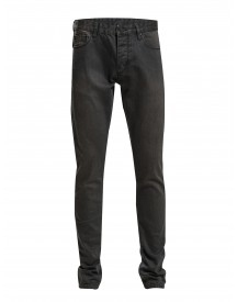 Jake Black Coated Whyred Jeans afbeelding