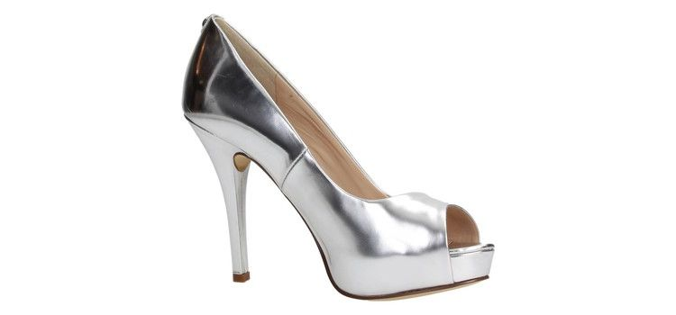 Image Pumps Guess Flhel1lel07 Open Toe Women Leather
