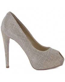 Pumps Albano Night Beige afbeelding